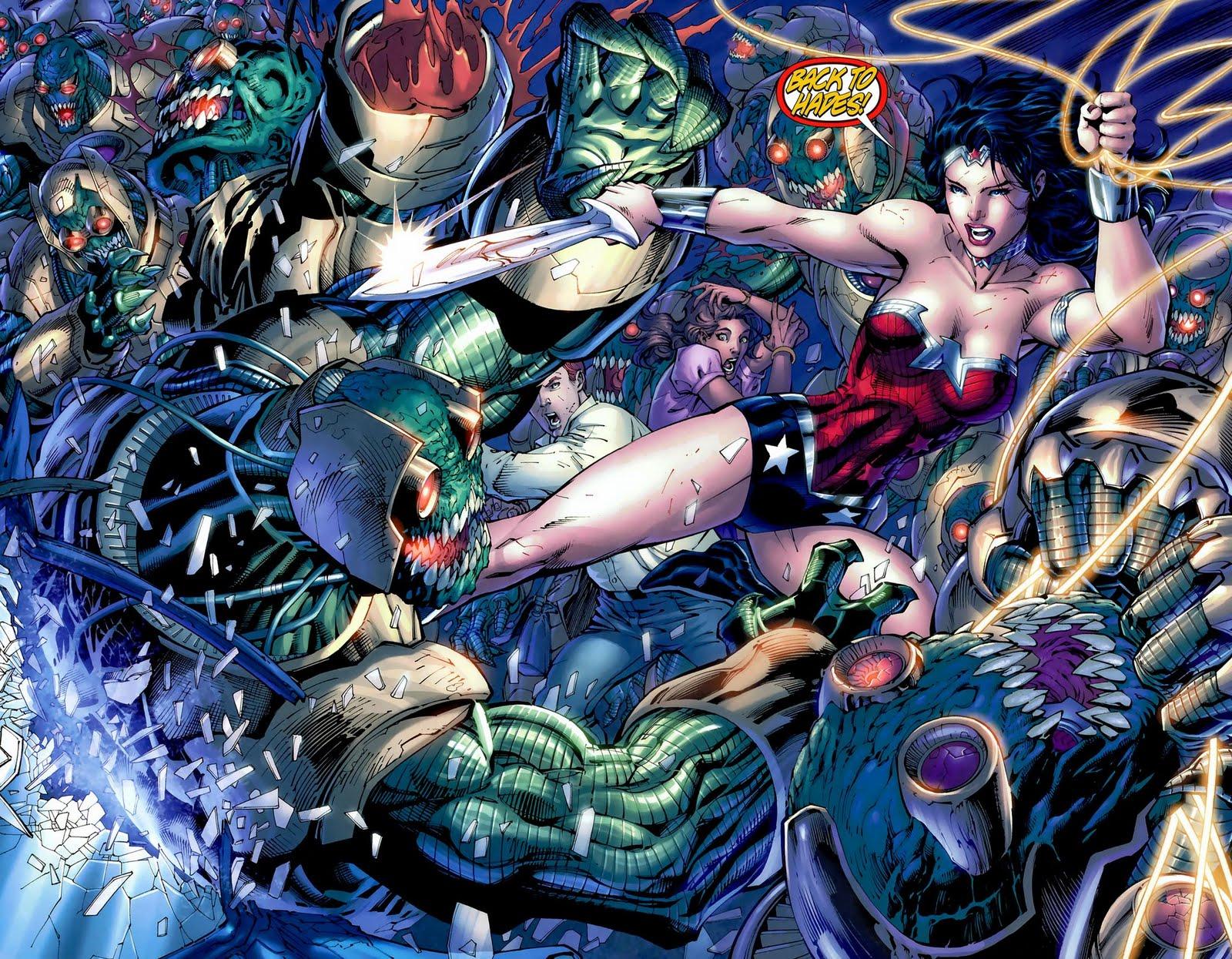 Batman Vs. Superman: Five Potential Wonder Woman Costumes