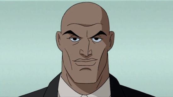 African American Lex Luthor