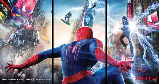 Amazing Spider-Man 2 Banner