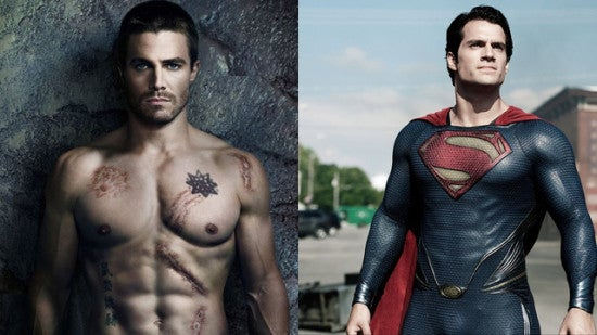 arrow-man-of-steel