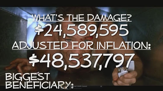 Die Hard Would Have Done About $50 Million in Damage