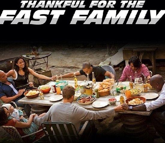Vin Diesel, Dwayne Johnson, & Other Fast & Furious Co