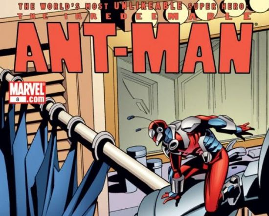Irredeemable Ant-Man movie