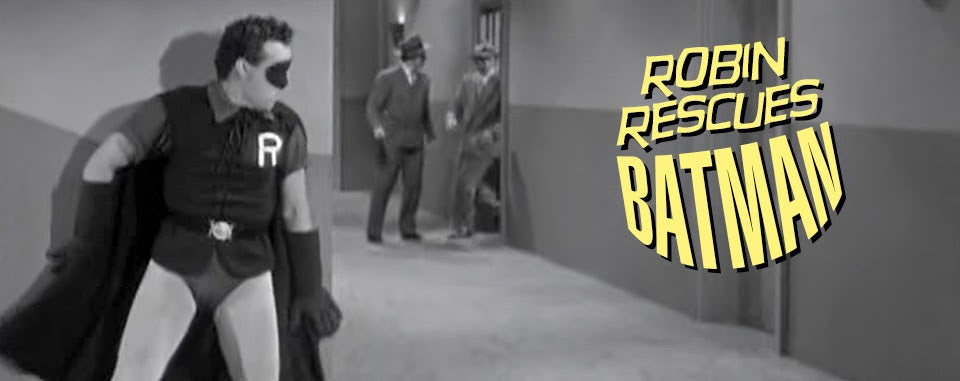 Robin Rescues Batman Gets the Rifftrax Treatment