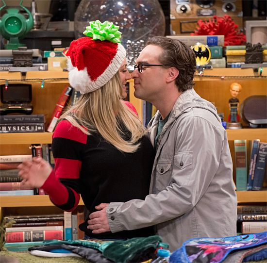 The Big Bang Theory Kaley Cuoco Wants Leonard Penny To Get Married
