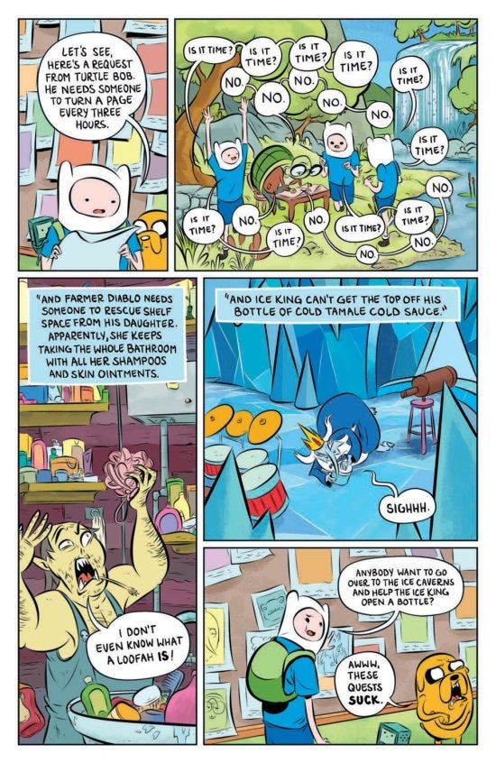 Adventure Time The Flip Side #1 Page 5