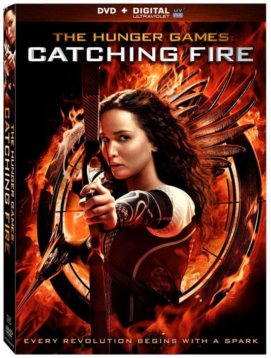 Catching Fire Dvd Cover Catching fire dvd
