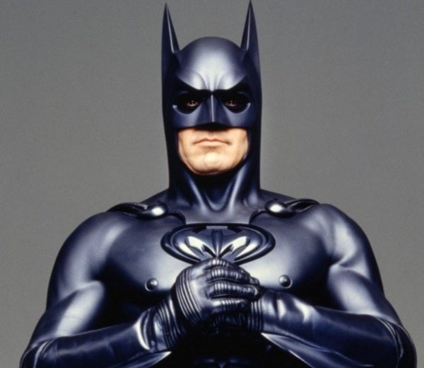 Batman Nipples Were Embarrassing Moment For George Clooney