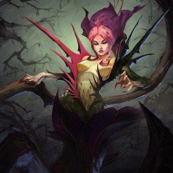 Atomic Poison Ivy