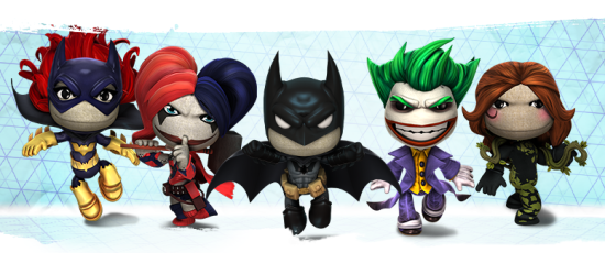 LittleBigPlanet DC Comics Costume Pack 2