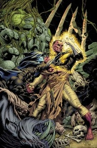 Sinestro Gets His Own Title in April