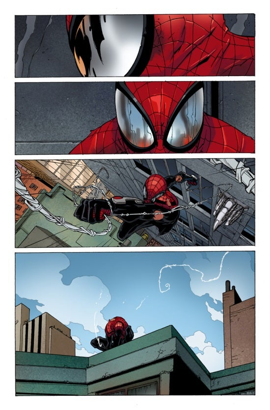 Superior Spider-Man 27.NOW Preview Page 2