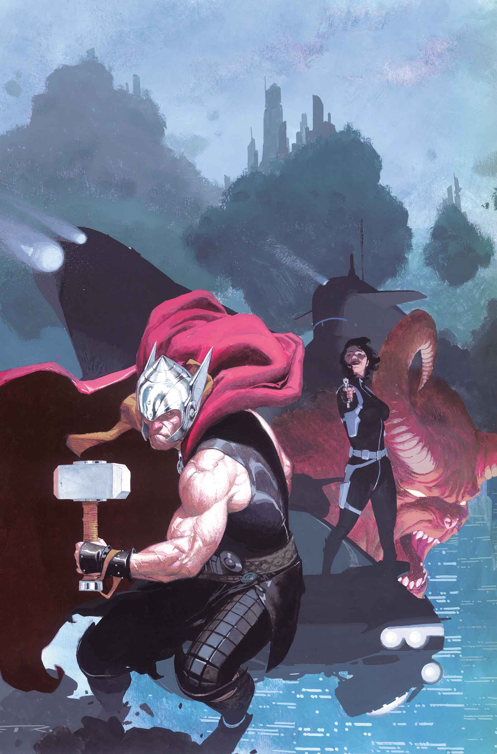 Thor: God of Thunder #19.NOW Preview Kicks Off The Last ...  Thor