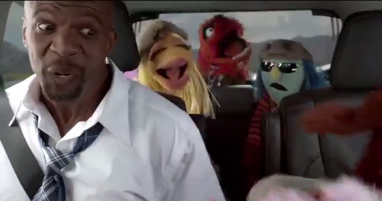 Toyota's Super Bowl Ad Featuring Terry Crews & The Muppets