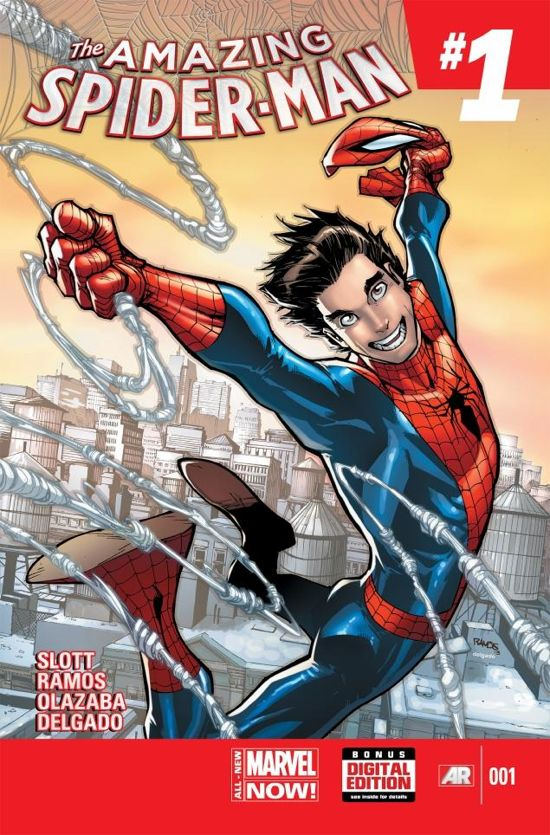 Amazing Spider-Man Officially Returning With Peter Parker 0