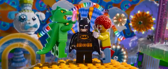 Lego Movie Featurette: Batman Misses George Clooney