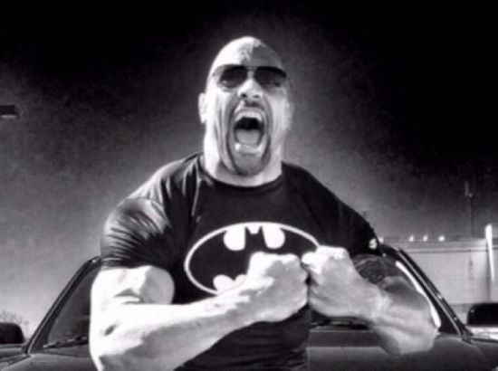 Dwayne Johnson DC Comics Movie