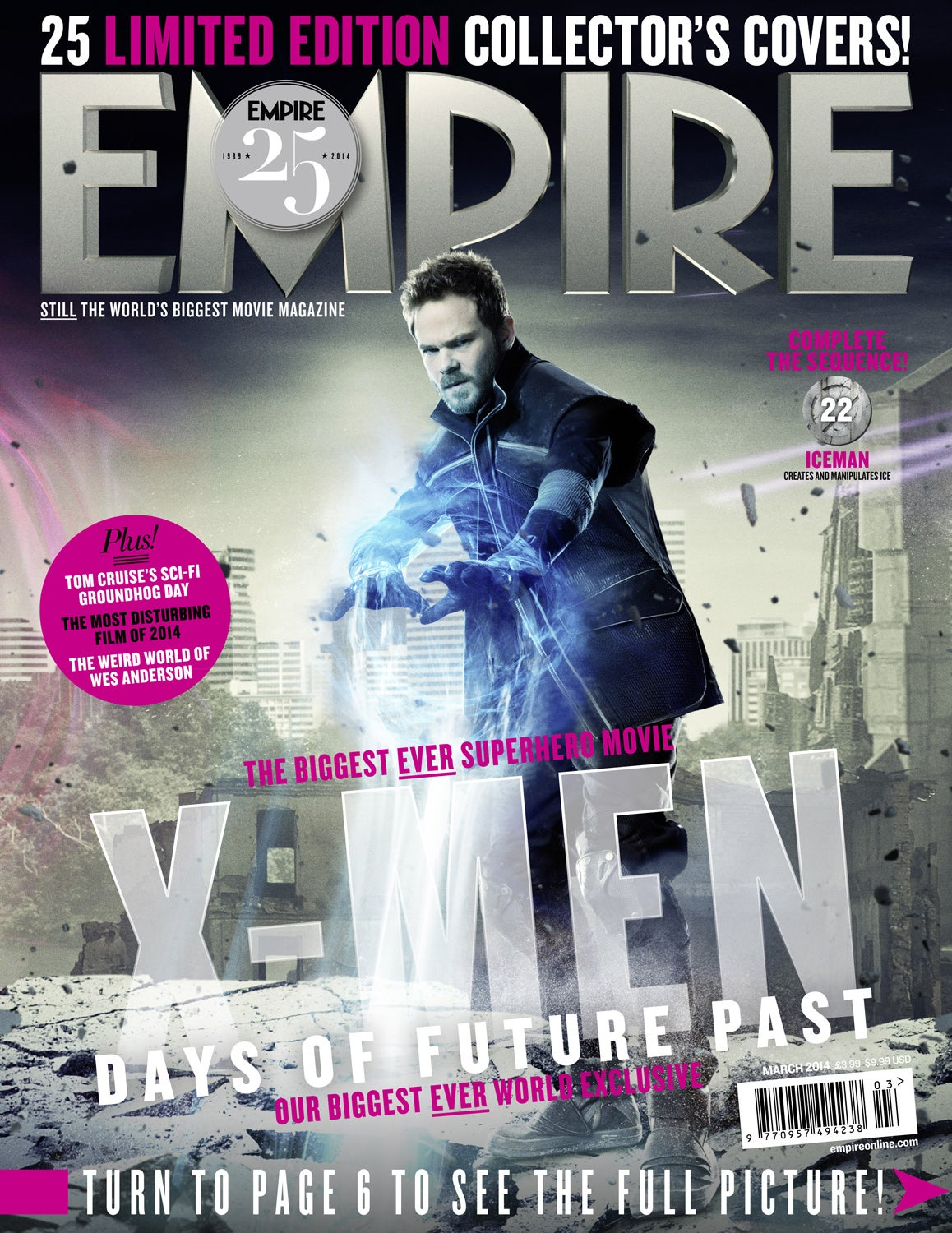 iceman x men days of future past - photo #10