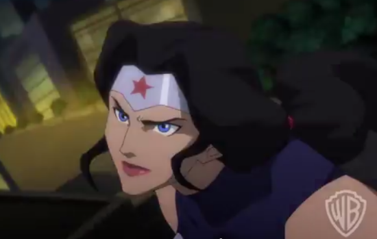 Wonder Woman Leaps Into Combat In New Justice League: War Clip