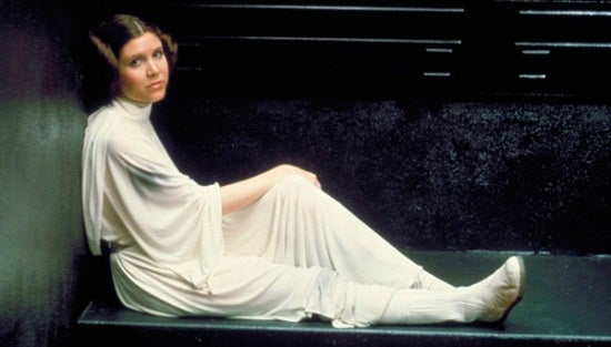 Star Wars Episode VII: Carrie Fisher Lost 40 Pounds For Return As Princess Leia