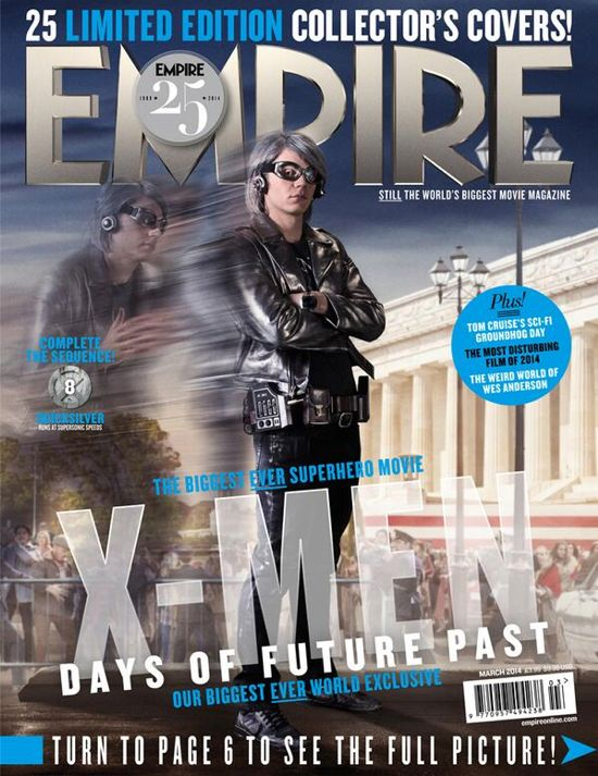 X Men Quicksilver Days Of Future Past So…. How about that ...