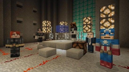 Minecraft Xbox Living Room Designs Living Room Design Ideas