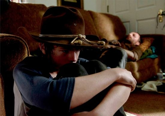 The Walking Dead After Carl & Rick
