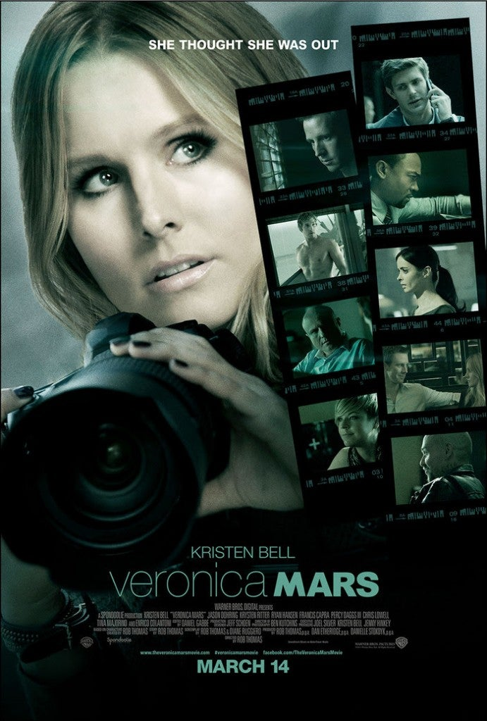 Veronica Mars: First Eight Minutes of the Movie Now Online, And a Familiar Charater's Death Revealed