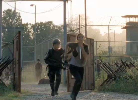 Walking Dead Tara & Glenn