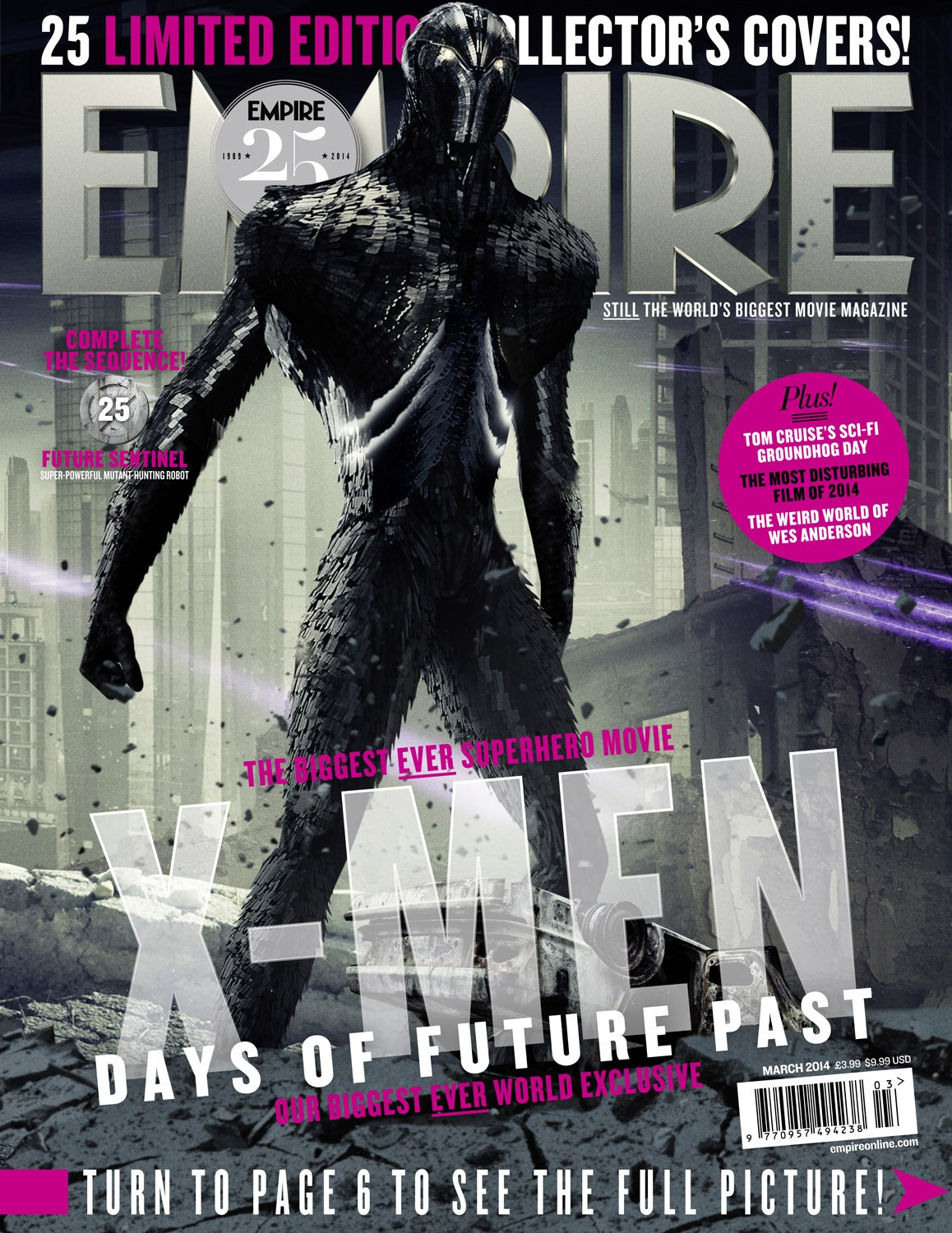 days of future past sentinels - photo #23