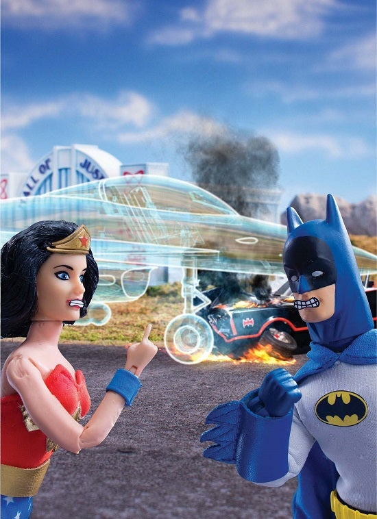 DC Comics Announces Robot Chicken Variants For March