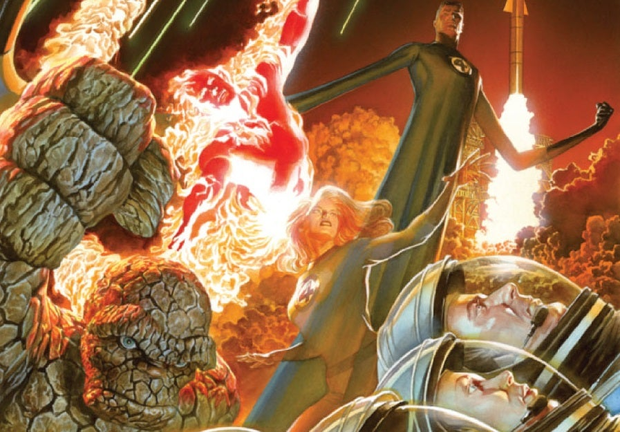 Fantastic Four Reboot to Be More