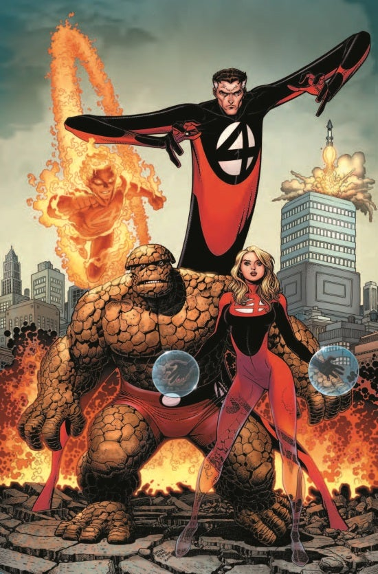 Fantastic Four Reportedly Begins Shooting Today in New Orleans