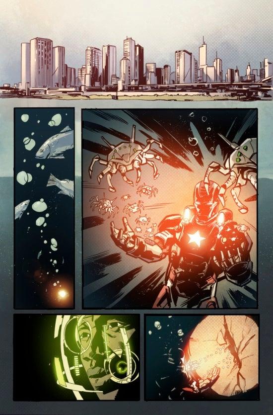 Iron Patriot #1
