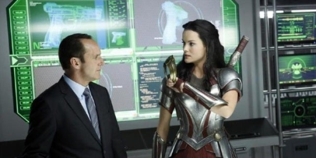 New Sif Photos From Her AGENTS OF S.H.I.E.L.D. Guest Spot_Sif7