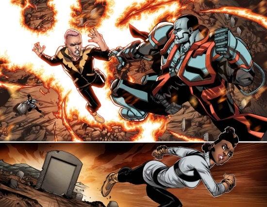 Wolverine & the X-Men #1