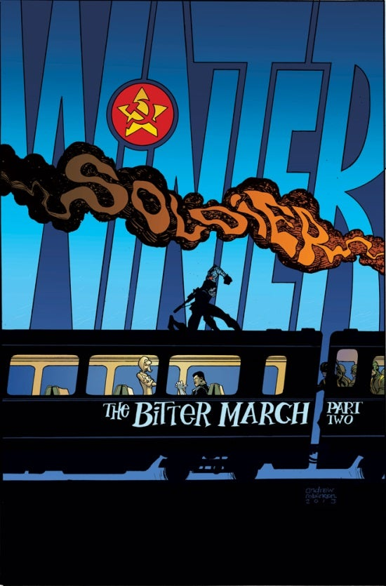 The WInter Soldier: The Bitter March #2