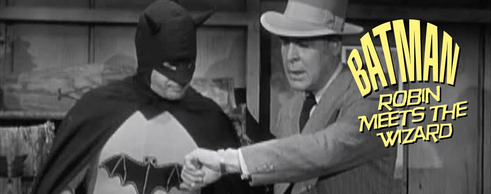 Batman: Robin Meets The Wizard Short Now Available On Rifftrax