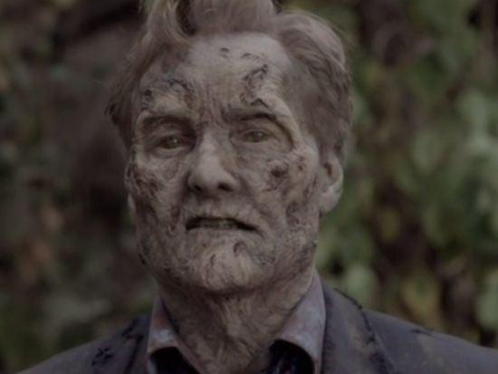 Conan O'Brien Walking Dead Opening
