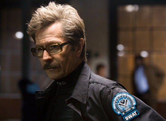 Gary Oldman Offers Advice To Ben McKenzie