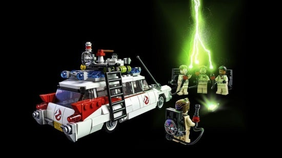Lego Ghostbusters 30th Anniversary