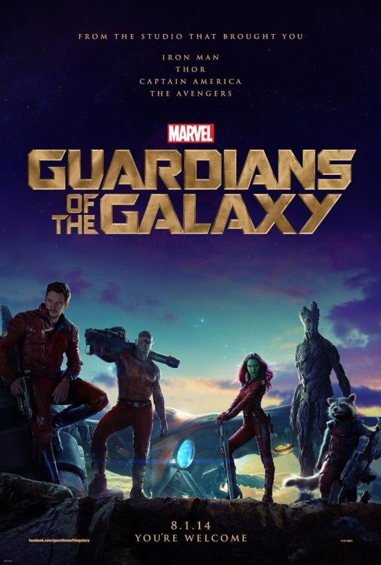 New Guardians Of The Galaxy Clips To Debut On MTV Movie Awards Takeover