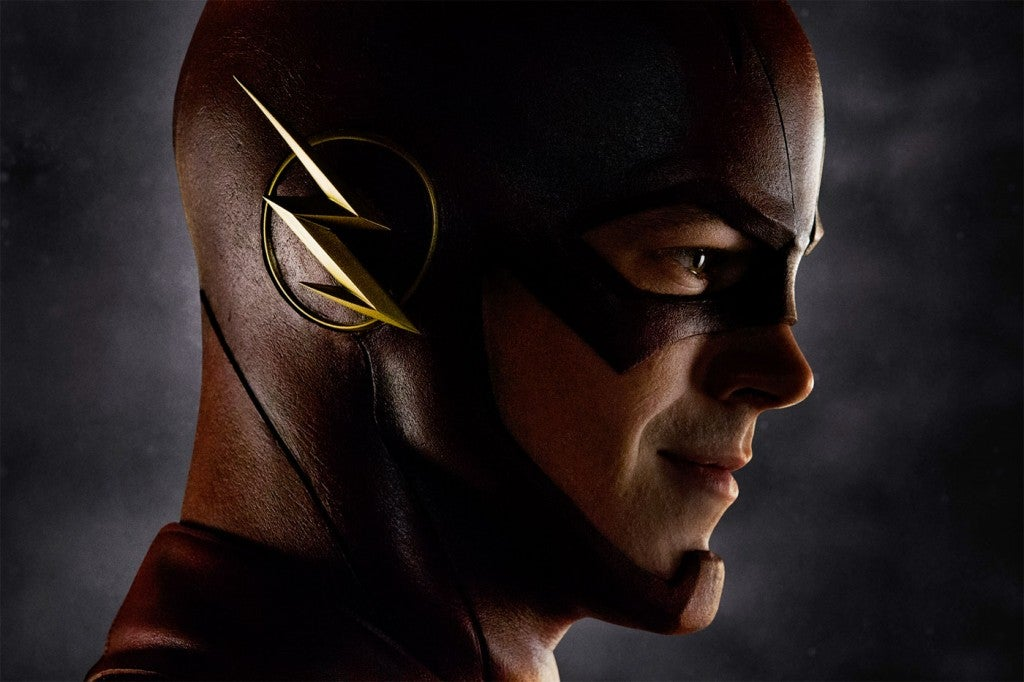 The Flash: Video Of Grant Gustin In Costume
