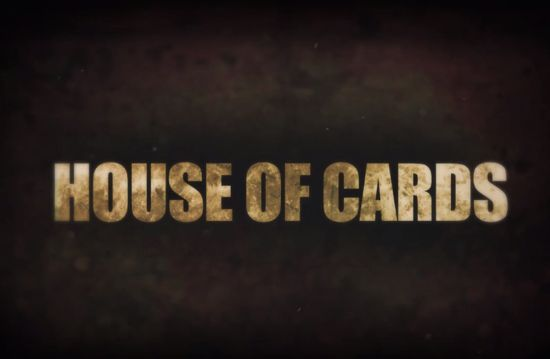 House of Cards in Walking Dead Style