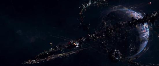 Jupiter Ascending International Trailer Released