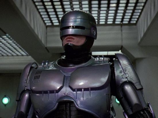 It's RoboCop Day In Detroit
