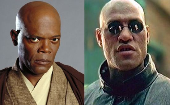 The First Time Samuel L. Jackson Was Mistaken For Laurence Fishburne On Extras
