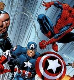 spider-man-and-avengers