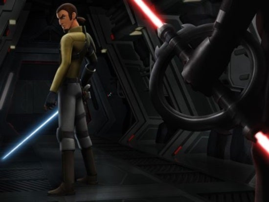Kanan Star Wars Rebels