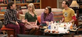 The Big Bang Theory The Friendship Turbulen